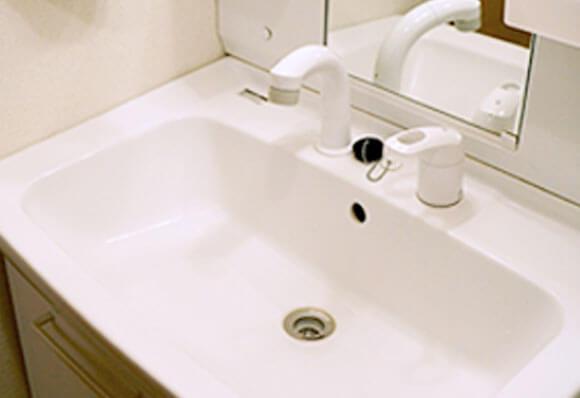 洗面所サービス