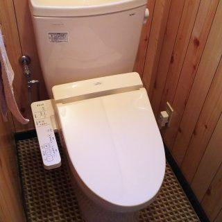 トイレ便器の交換 施工後